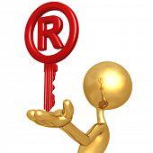 Registered Key