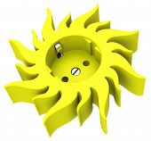 the sun socket