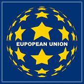 Постер, плакат: Европейский союз