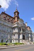 Montreal City Hall, Quebec, Canada