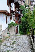 Medieval Lane In Veliko Tarnovo