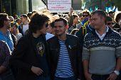 Politician Ilya Yashin