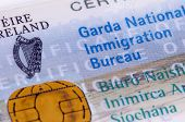Irish Visa / Gnib