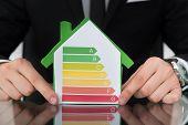Holding Energy Efficient House Model