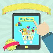 Buy Toys Online Through Tablet