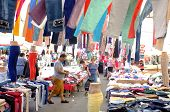 Local outdoor clothing market