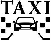 cab black icon