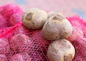 beetroot in the sack