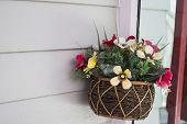The Decorative Artificial Flower Bouquet