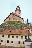 Castle Tower Christ