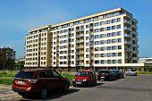 Vilnius City Savanoriu Street New House
