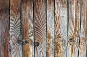 Wooden panels as background