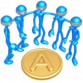 Blind To Amero Coin