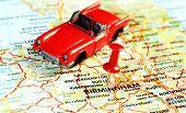 Birmingham ,uk   Map  Cabrio