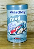 Container Of Wardley Pond Pellets