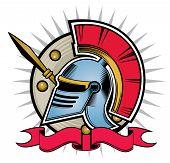 Hoplit Helm