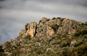 rocky hills of spain