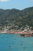 Us Virgin Islands Scenery