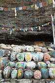 Tibetan Prayer Stones