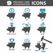 Preserve Save Icons