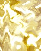 stock photo of gold glitter  - golden background with glowing lights in it - JPG