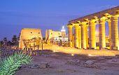Evening Luxor