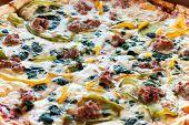 Specialty Combination Pizza