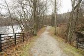 Blackstone River Path