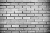 High Resolution Pictures Clean Monochrome Modern Pattern Of Brick Wall