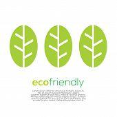 Eco-friendly Concept.