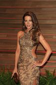 WEST HOLLYWOOD - MAR 2:: Kate Beckinsale at the 2014 Vanity Fair Oscar Party on March 2, 2014 in West Hollywood, California