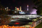 Niagara Raging and Skyline