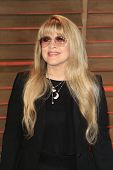 WEST HOLLYWOOD - MAR 2:: Stevie Nicks at the 2014 Vanity Fair Oscar Party on March 2, 2014 in West Hollywood, California
