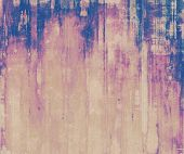 Art grunge vintage textured background. With different color patterns: yellow (beige); gray; purple (violet); blue