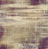 Grunge old-school texture, background for design. With different color patterns: yellow (beige); brown; gray; purple (violet)