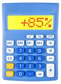 Calculator With 85