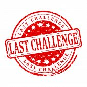 Red Stamp - Last Challenge