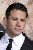 LOS ANGELES - FEB 2:  Channing Tatum at the