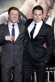 LOS ANGELES - FEB 2:  Sean Bean, Channing Tatum at the