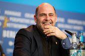 BERLIN- FEBRUARY, 05: International Jury of Berlinale. Press Conference at Hyatt Hotel, February, 05, 2015 in Berlin, Germany