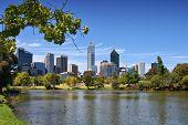 foto of cbd  - Perth Australia  - JPG