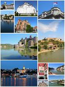 picture of serbia  - Serbia country photo collage - JPG