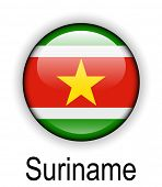 pic of suriname  - suriname official state flag - JPG