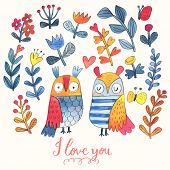 picture of romantic love  - I love you - JPG