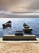 Couple Boats