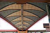 Steel Triangular Roof