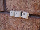 A B C Jumbled