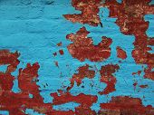 Painted Brick Texture
