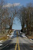 Deserted Road