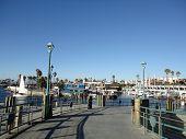 Redondo Beach Pier Walkway